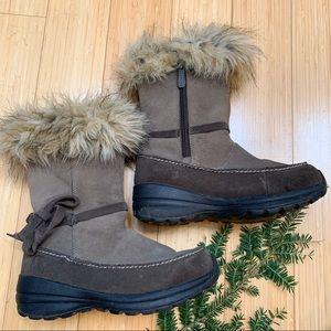 SOREL Northern Lite winter snow boots, 6.